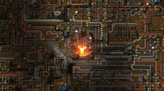 Factorio has sold one million units worldwide
