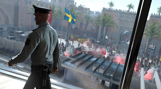 HITMAN – New update will greatly improve lighting, will add support for Tobii Eye Tracking