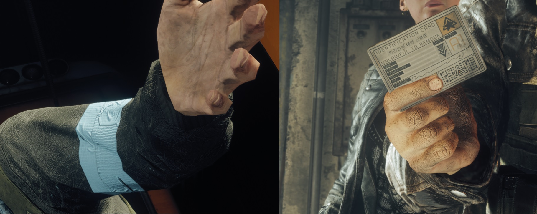 HTR-hands comparison