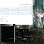 Homefront The Revolution CPU graph
