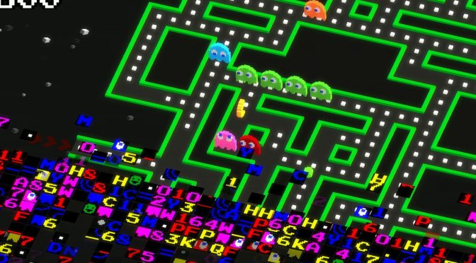 PAC-MAN 256 is now available on Steam