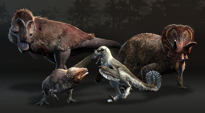 SAURIAN – Open world dinosaur survival game – Kickstarter Campaign launched