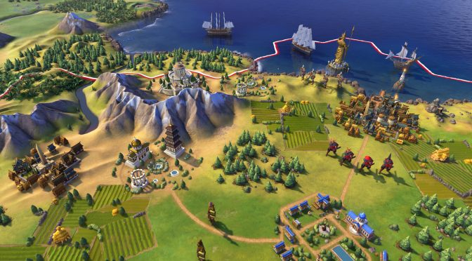 Sid Meier's Civilization VI – Official E3 2016 Walkthrough