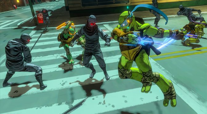 Teenage Mutant Ninja Turtles: Mutants in Manhattan is locked at 30fps on the PC