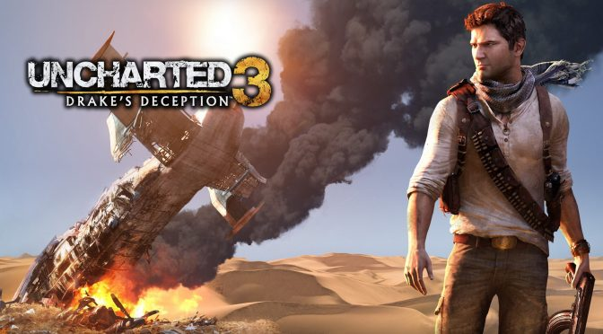 Uncharted 3 screenshot header