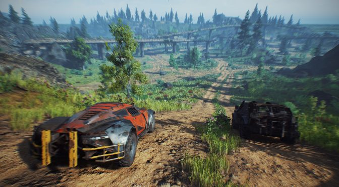 Vigor Roads announced – Dynamic MMO action & racing game with RPG elements – Kickstarter launched
