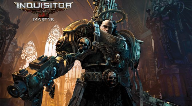 Warhammer 40K: Inquisitor – Martyr patch 2.0 increases level cap, expands crafting, improves gameplay & more