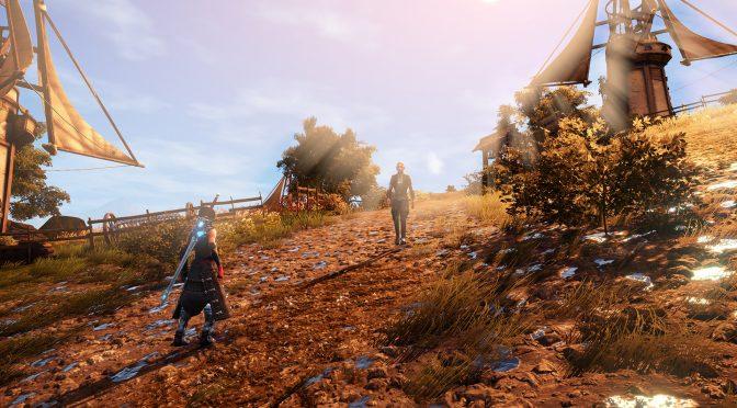 New trailer released for open-world JRPG, Edge Of Eternity