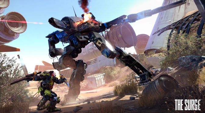 The Surge – Free demo is now available