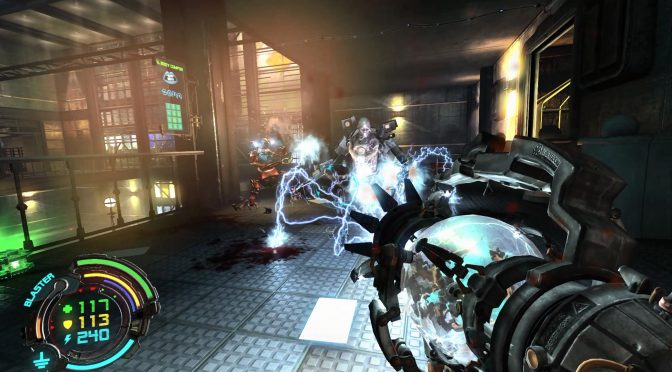 New screenshots revealed for Hard Reset Redux, releases later today