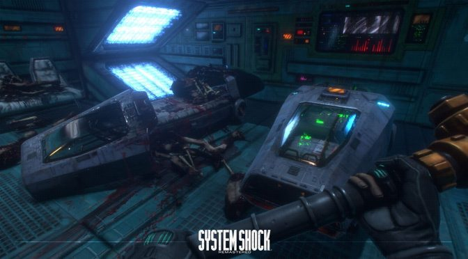 System Shock – Demo lacks extensive optimizations, switch to Unreal Engine could happen