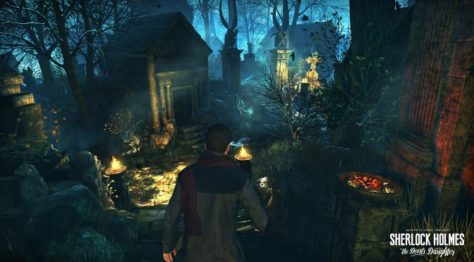 New Sherlock Holmes: The Devil's Daughter screenshots released