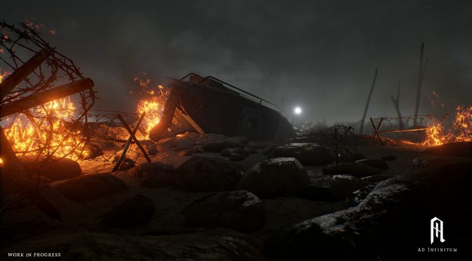 Ad Infinitum – New screenshots showcase the environments for this upcoming survival horror game
