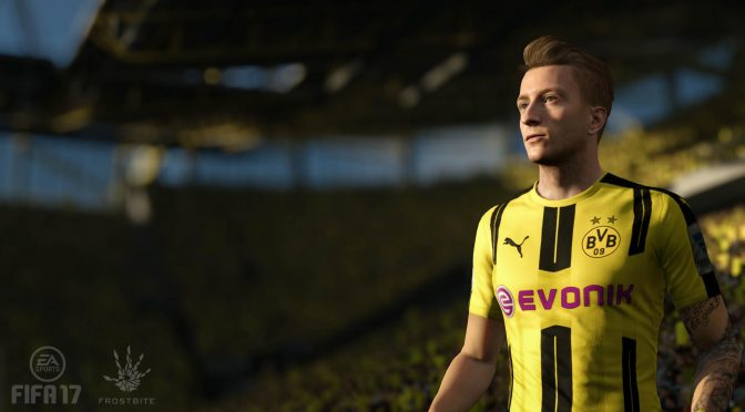 FIFA 17 – New videos showcase AI system, physical play overhaul and new attacking techniques