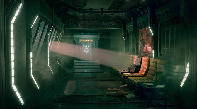 Dead Space environment recreated in Unreal Engine 4 (Original versus UE4 comparison screenshots included)