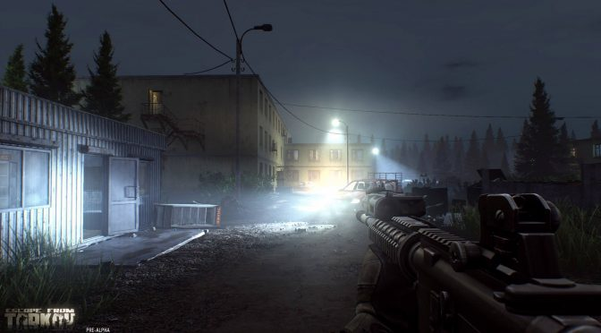 Escape from Tarkov enters closed beta phase