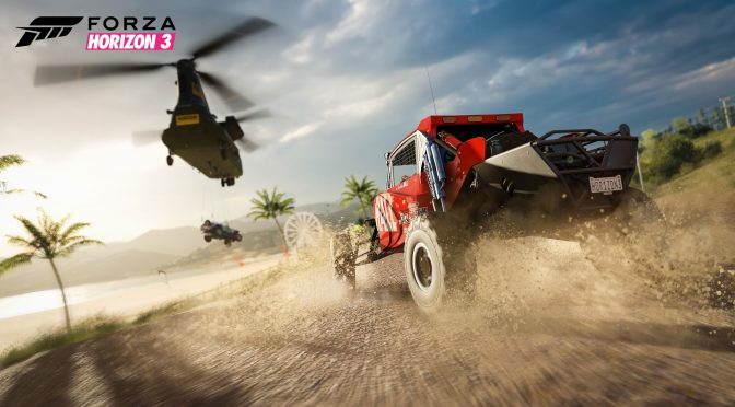 Forza Horizon 3 – New patch improves performance & stability, adds new Force Feedback Wheels options