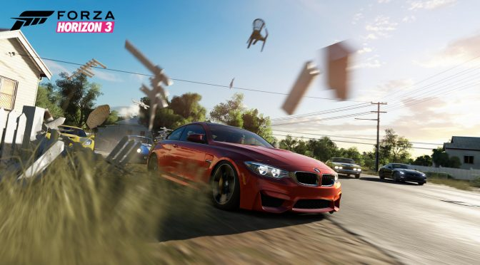 Is Forza Horizon 3's Surfers Paradise finally playable in 60fps? Yes, yes it is
