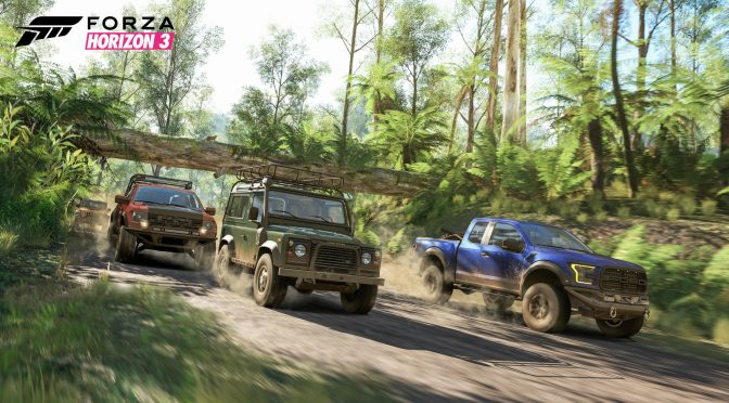 Forza Horizon 3 Trailer Recreated In GTA 5 Side By Comparison Video