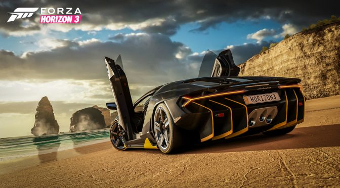 Forza Horizon 3 has more than 10 million players worldwide