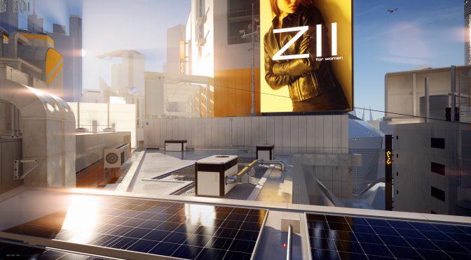 Mirror's Edge: Catalyst – 4K screenshots with Hyper settings
