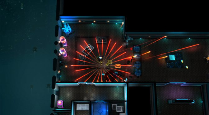 Neon Chrome gets Level Editor and Mod Support