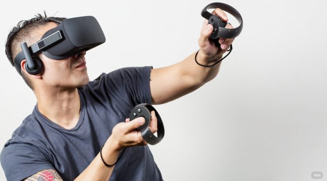 Oculus Touch will be compatible with all HTC Vive games