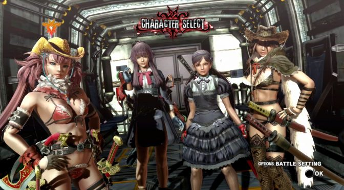 Onechanbara Z2: Chaos is coming to Steam tomorrow