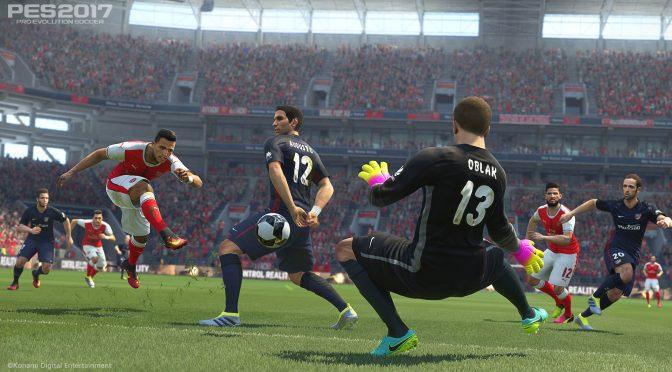 Pro Evolution Soccer 2017 – E3 2016 Screenshots & New Details