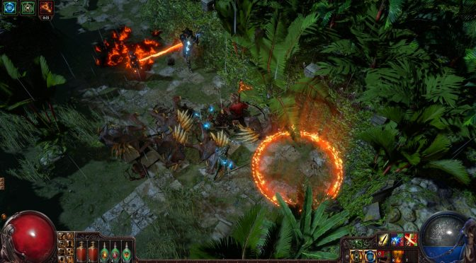Path of Exile – New video showcases performance improvements for version 2.4.0
