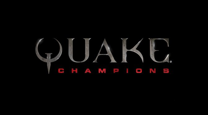 Quake Champions has just been announced and is exclusive to the PC