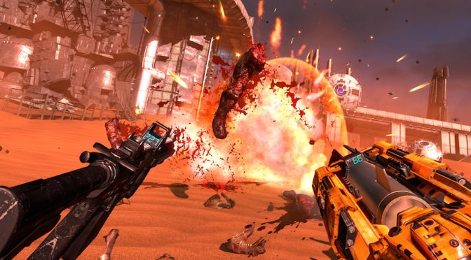 Oculus issues official statement about Serious Sam VR: The Last Hope offer