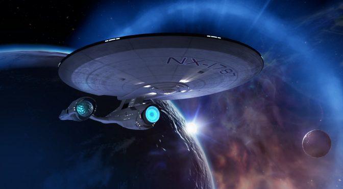 Star Trek: Bridge Crew is the first Star Trek VR game
