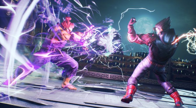 TEKKEN 7 – Patch 1.08 is out now, improves optimization of the game's performance