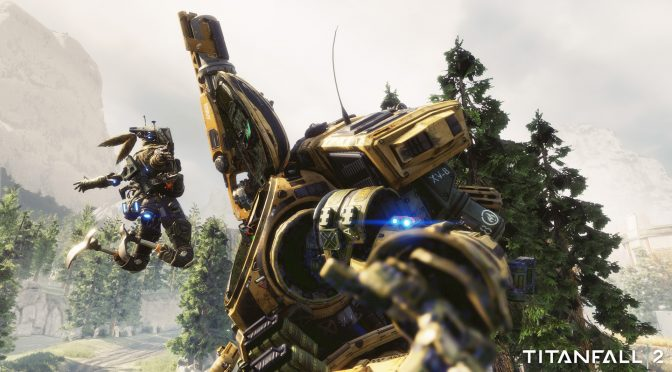 Titanfall 2 – The War Games free DLC releases later today, full release notes unveiled