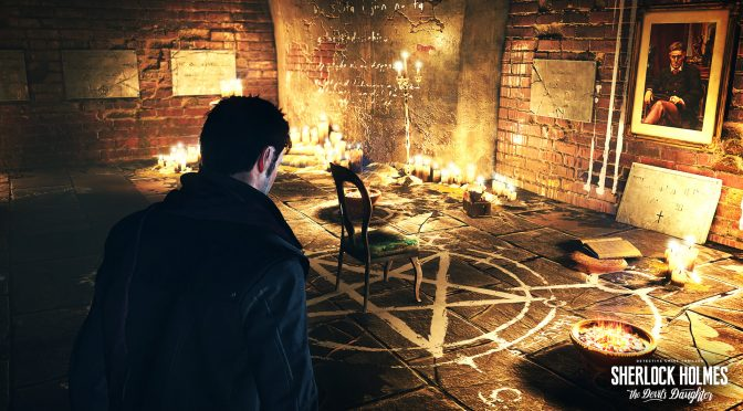 Sherlock Holmes: The Devil's Daughter is now available, launch screenshots & trailer released