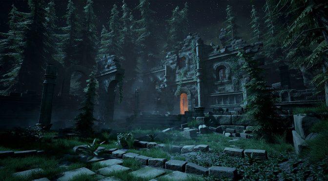 3D artist creates Dark Souls 3-inspired environment in Unreal Engine 4