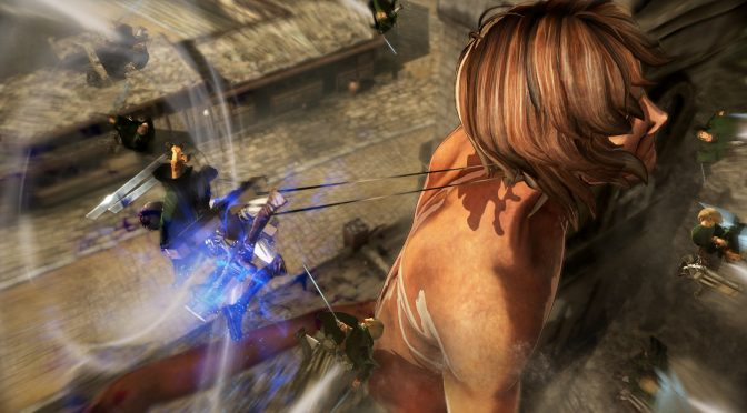 Attack on Titan: Wings of Freedom – New Screenshots & Details Unveiled