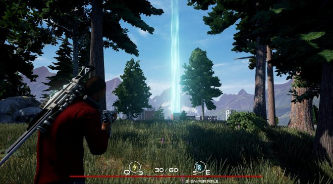 Beam Extreme – Fast paced third/first person last man standing shooter – Kickstarter campaign launched