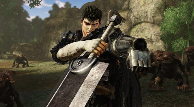 BERSERK gets news gameplay trailer, showcasing Guts