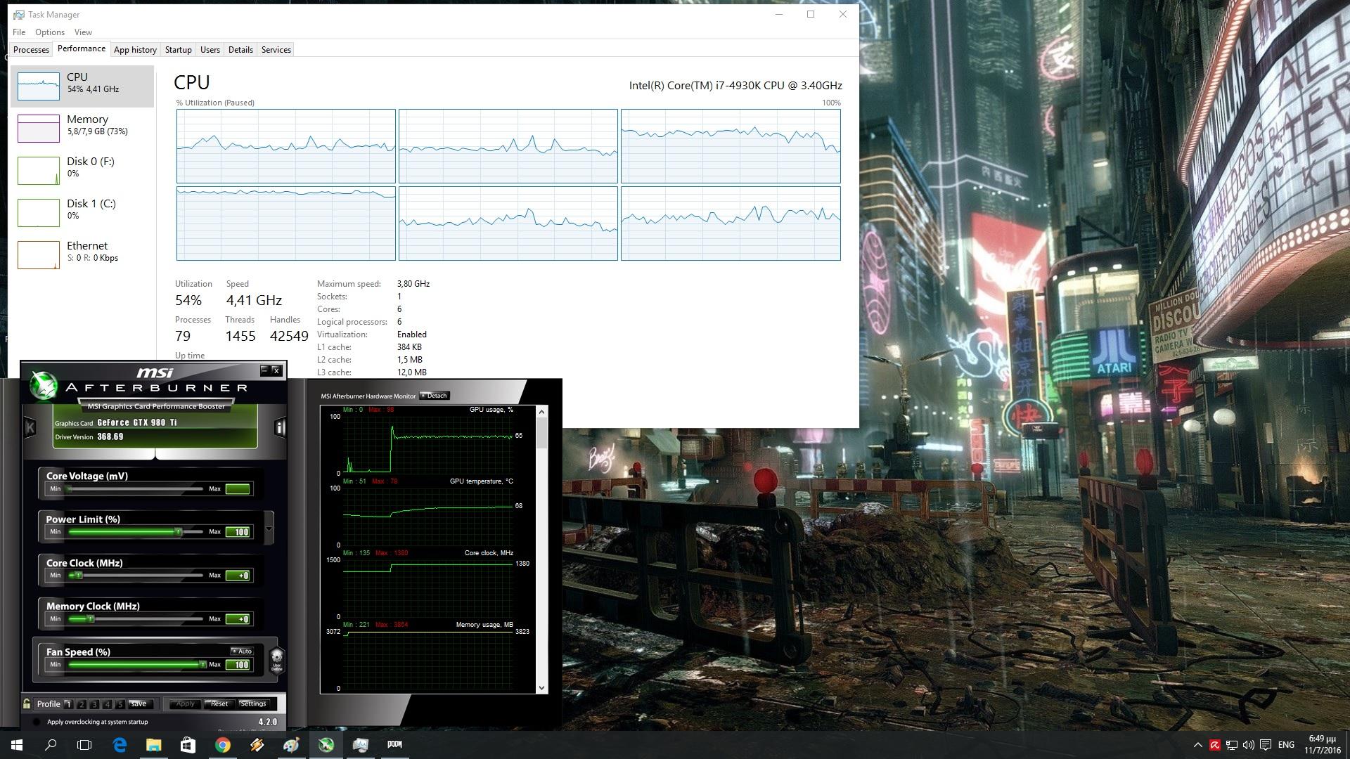 DOOM benefits greatly from Vulkan - Vulkan versus OpenGL Performance