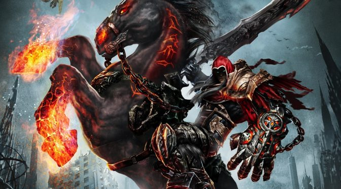 Darksiders Warmastered Edition, Darksiders II Deathinitive Edition & Steep are free on Epic Games Store
