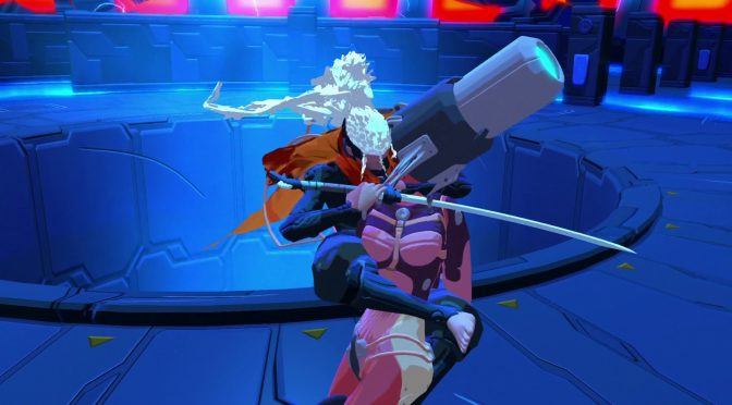 Furi is now available on Steam