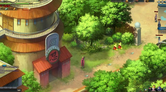 NARUTO ONLINE is coming to the West on July 20th