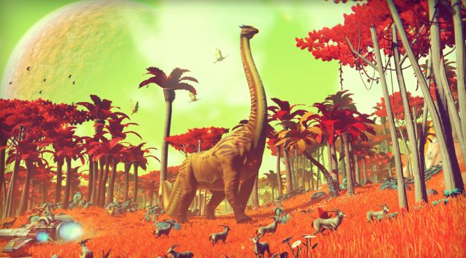 No Man's Sky BEYOND is coming to the PC on August 14th