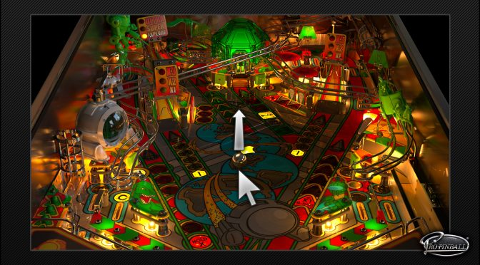 Pro Pinball Ultra is now available on Steam