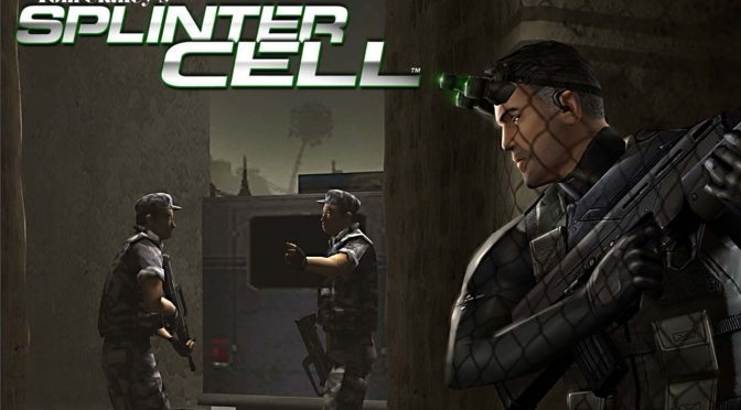 Splinter Cell 2018 Listed on Amazon