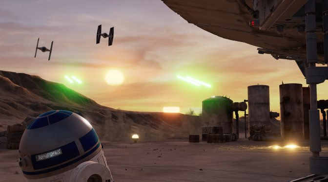 Star Wars VR game, Trials on Tatooine, is now available on Steam for free, PC requirements revealed