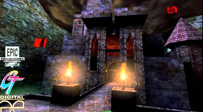 Demo for Unreal Gold port in GZDoom Engine is now available for