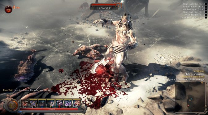 Vikings – Wolves of Midgard announced, first screenshots released